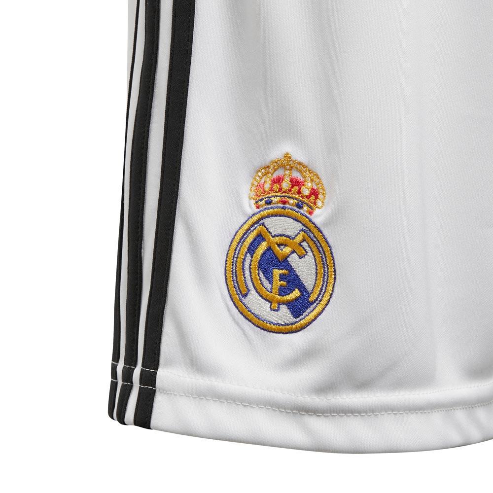 Adidas Real Madrid Fotballshorts 18/19 Hjemme Barn