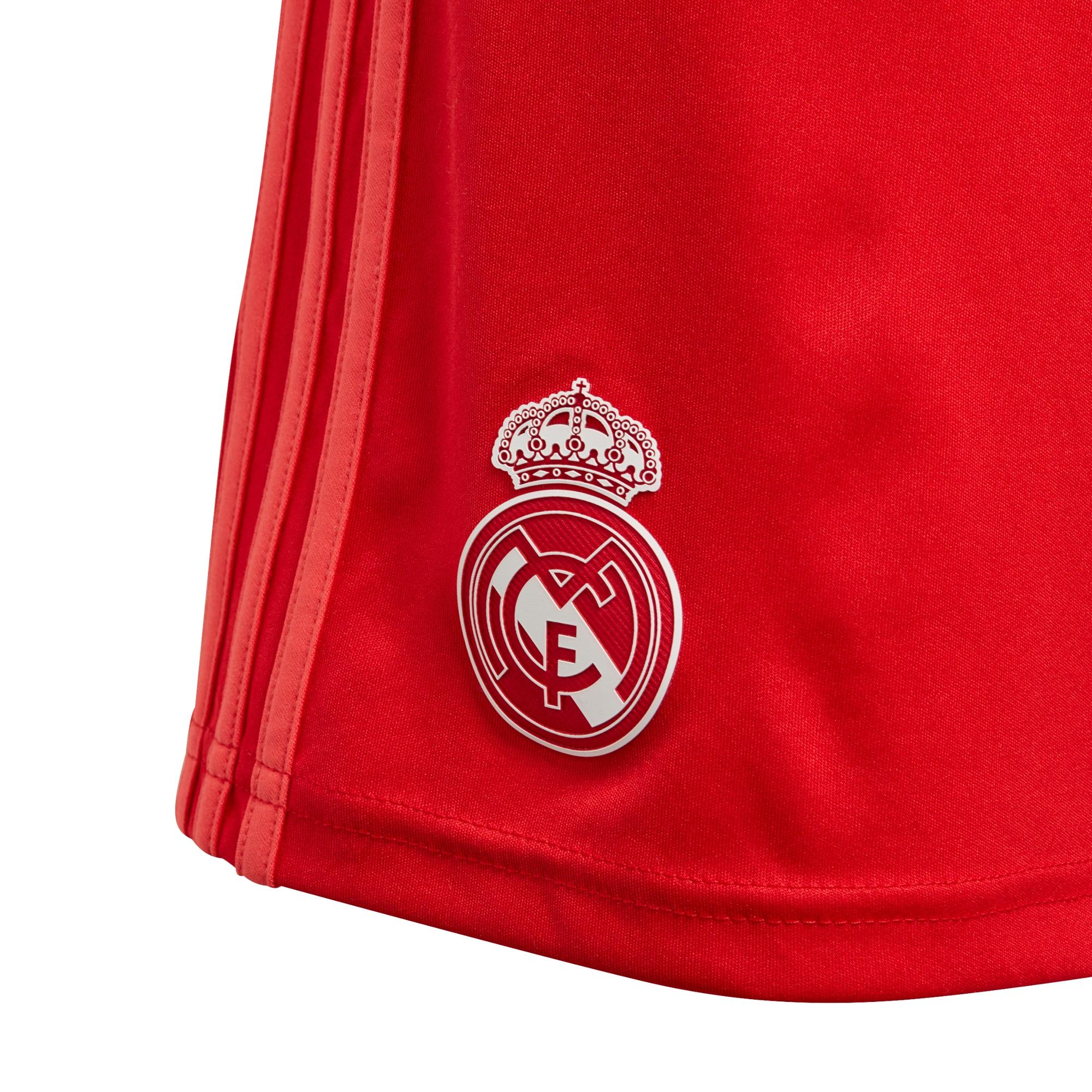 Adidas Real Madrid Fotballshorts 18/19 3rd Barn