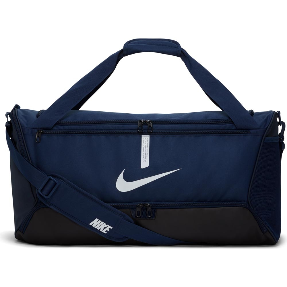 Nike Academy Team Duffel Bag Medium Marine
