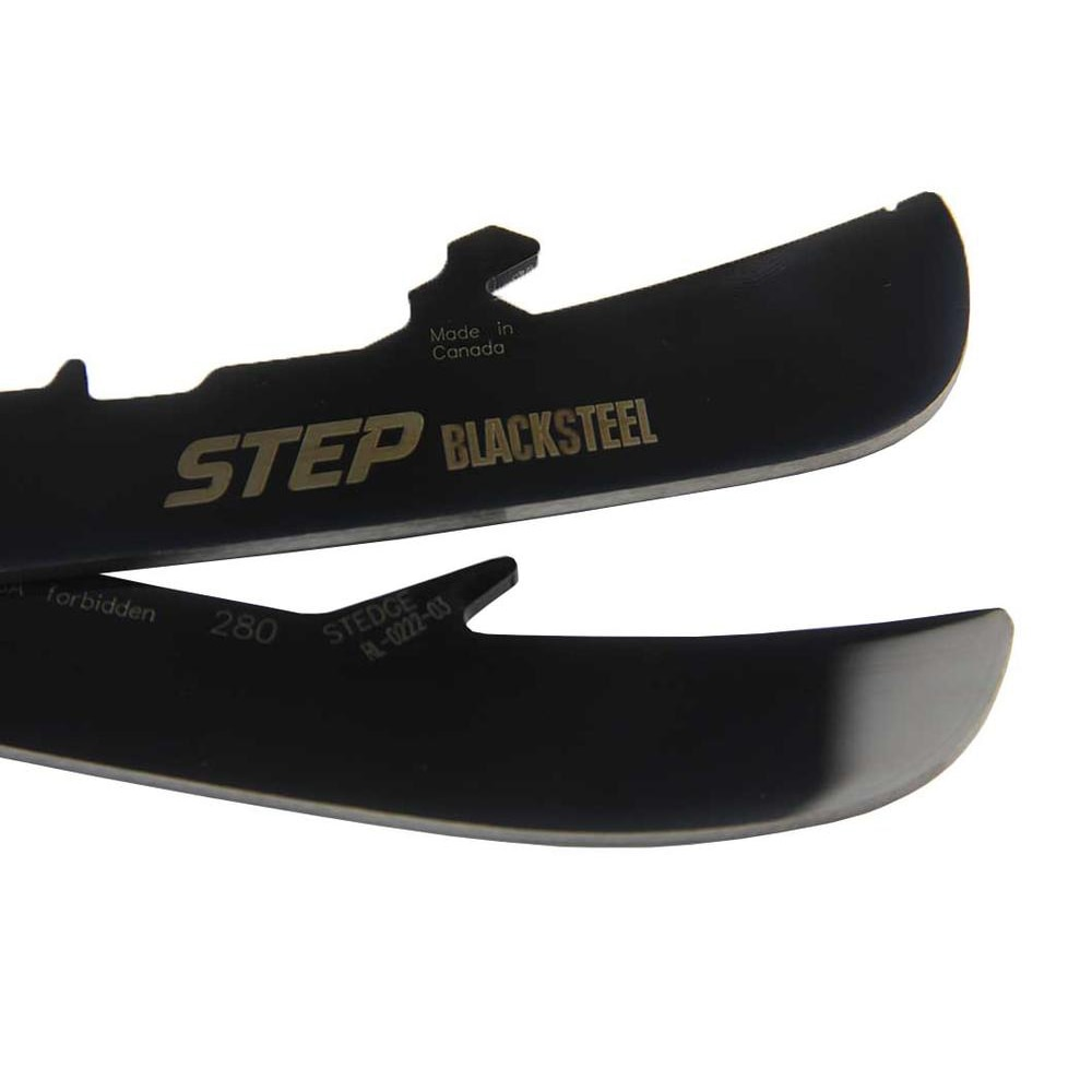 Step Steel ST Edge Blacksteel Bauer Skøytestål Hockey Par