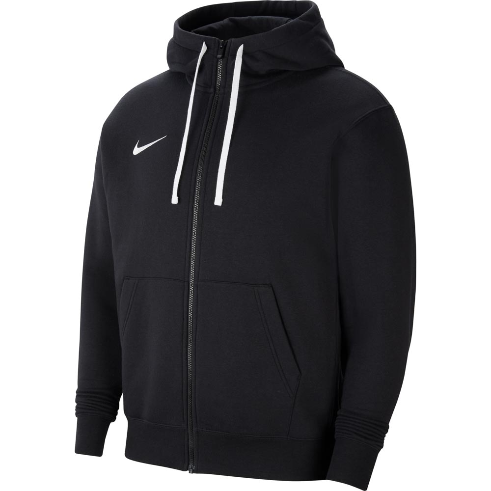 Nike Park 20 Full-Zip Hettegenser Sort