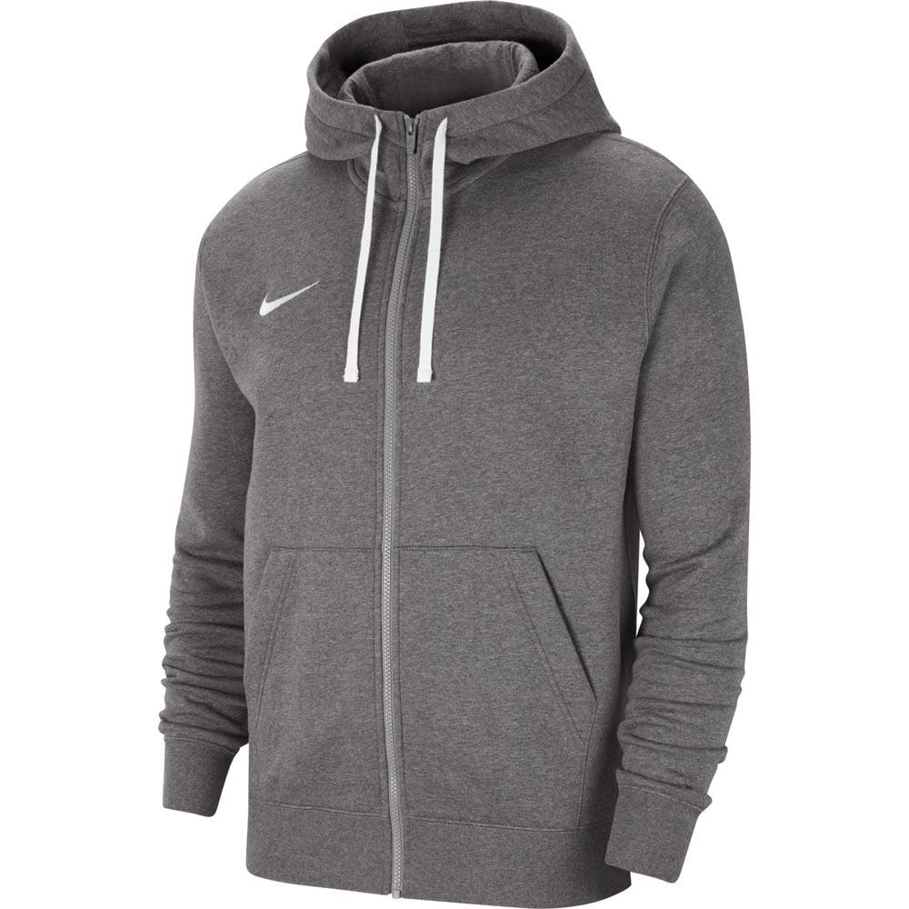 Nike Follese FK Full-Zip Hettegenser Kullgrå