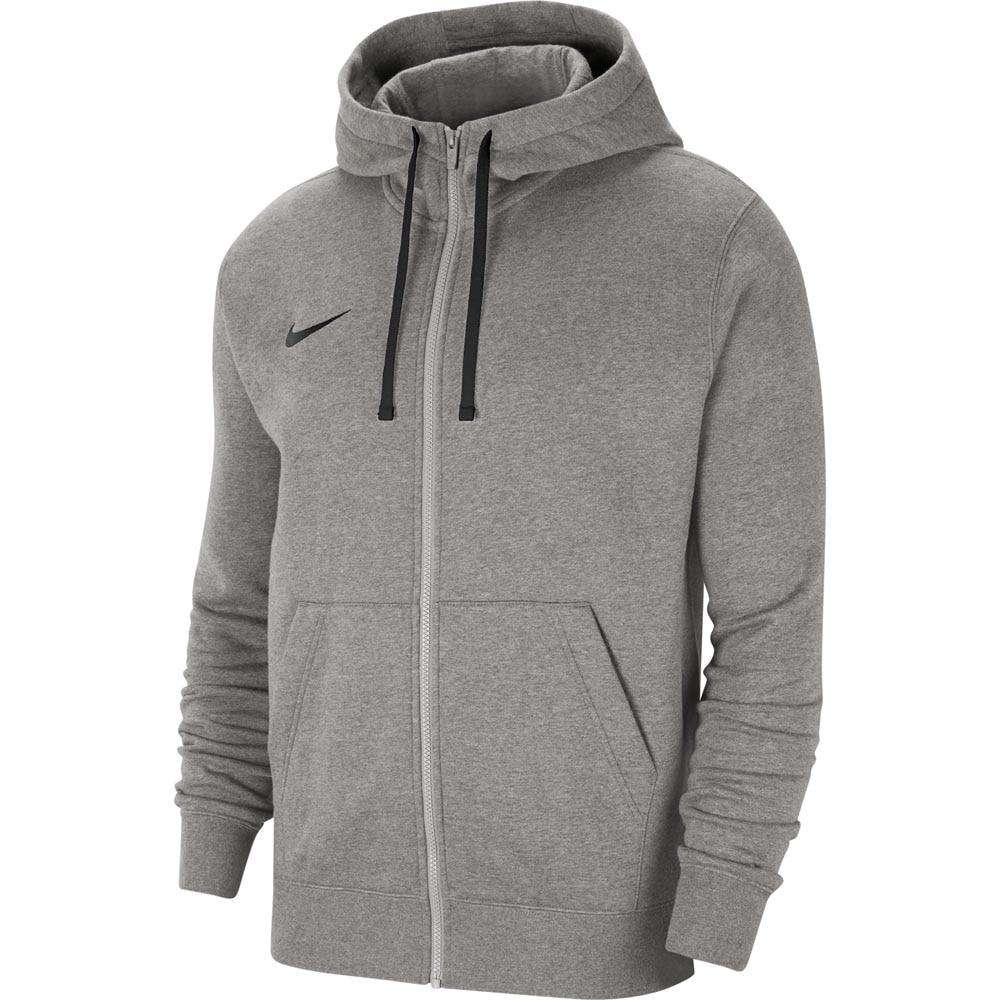 Nike Park 20 Full-Zip Hettegenser Grå