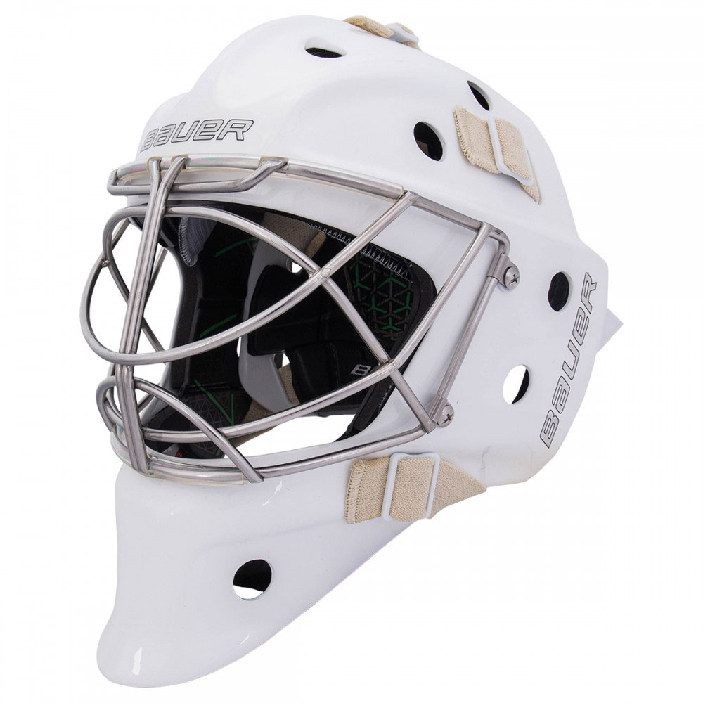 Bauer NME VTX Keepermaske Hockey Non-Certified Cat Eye