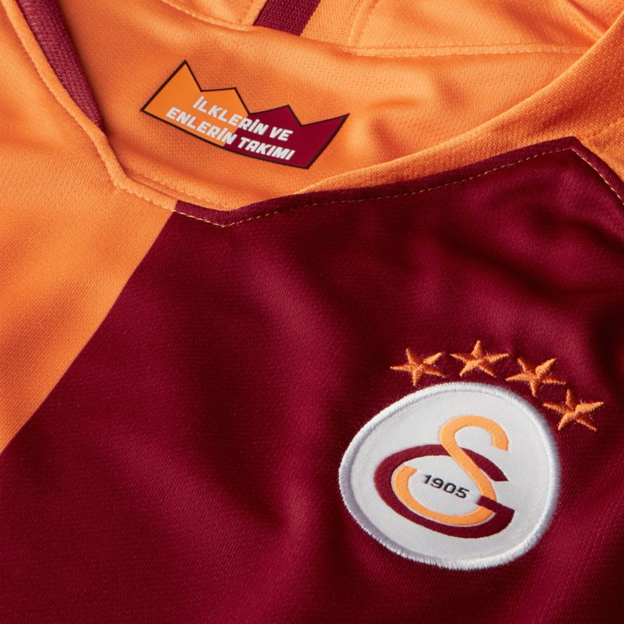 Nike Galatasaray Fotballdrakt 18/19 Hjemme Dame