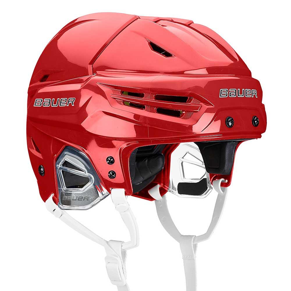 Bauer RE-AKT 95 Hockeyhjelm Rød