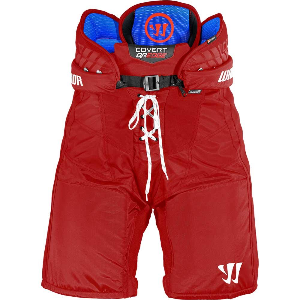 Warrior Covert QRE Junior Hockeybukse Rød