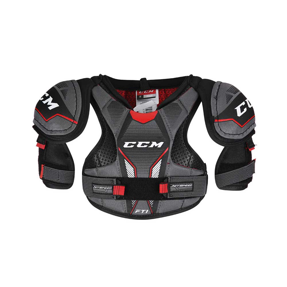 Ccm JetSpeed FT1 Barn Skulderbeskyttelse Hockey