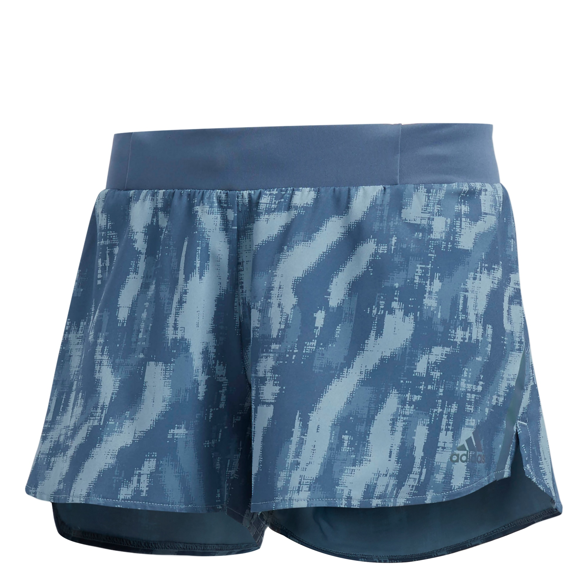 Adidas Saturday Graphic Løpeshorts Dame