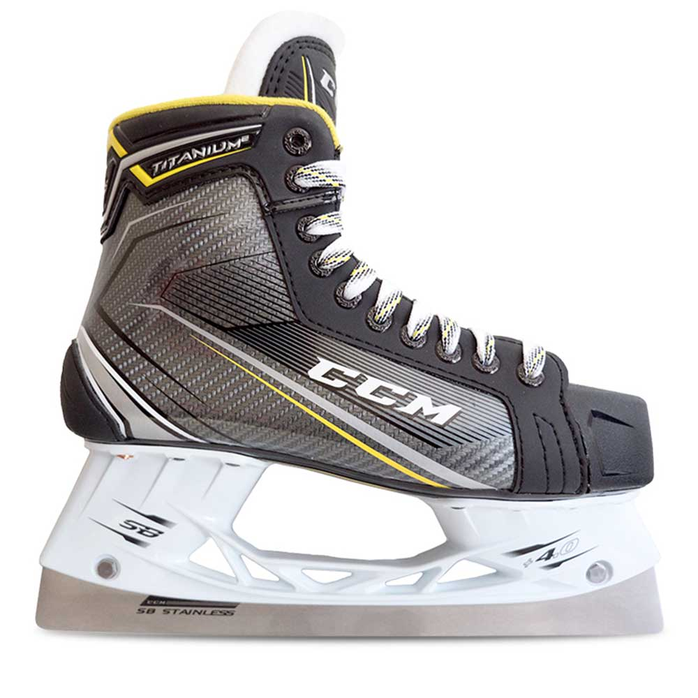 Ccm Tacks Titanium 2 Junior Bandyskøyte