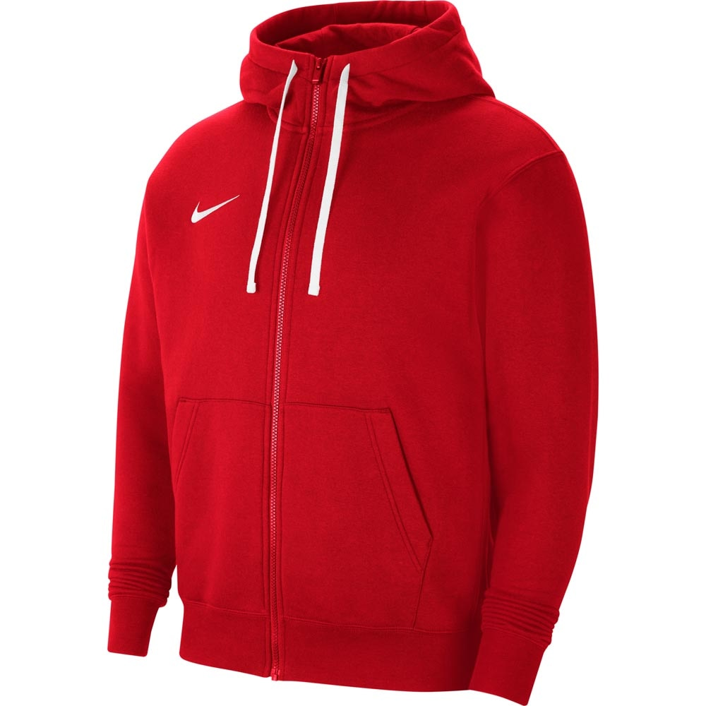 Nike Park 20 Full-Zip Hettegenser Rød