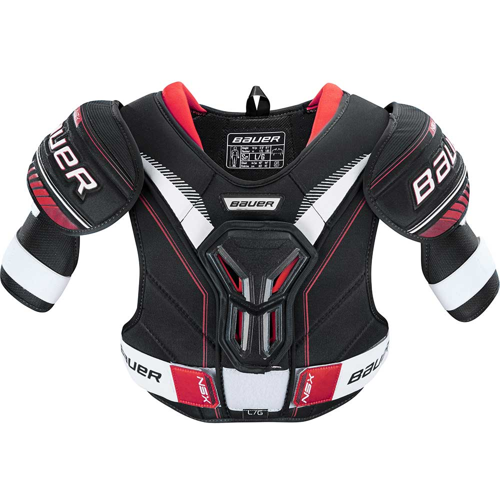 Bauer NSX Skulderbeskyttelse Hockey
