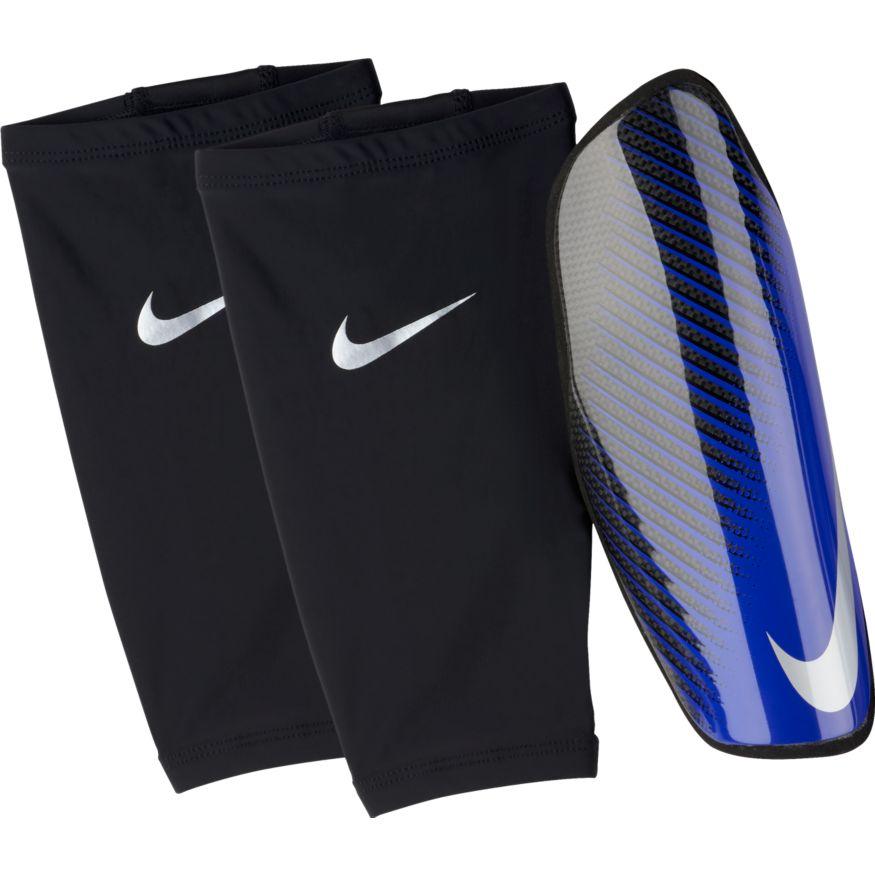 Nike Attack CF Elite Leggskinn Blå