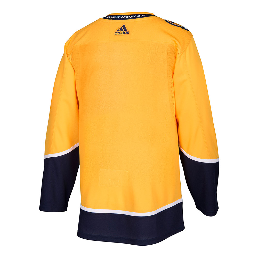 Adidas NHL Authentic Pro Hockeydrakt Nashville Predators Hjemme