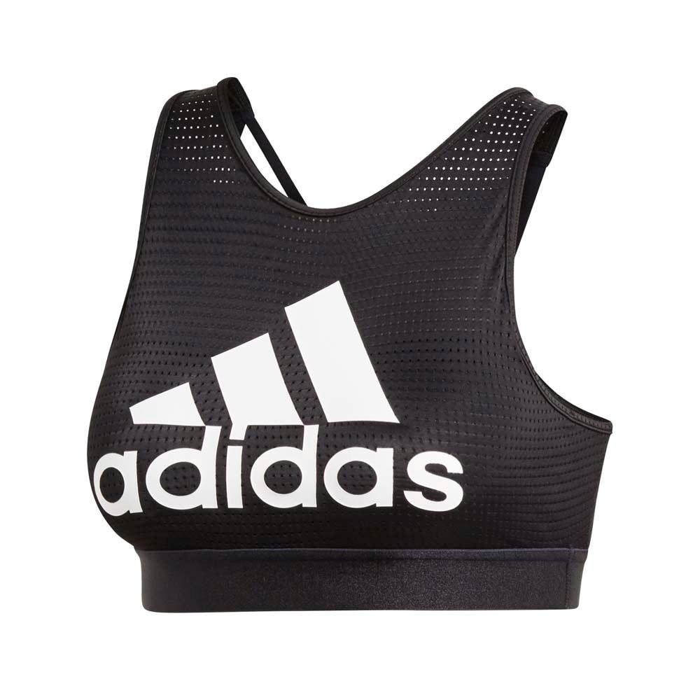 Adidas Halter Logo SportsBH Sort