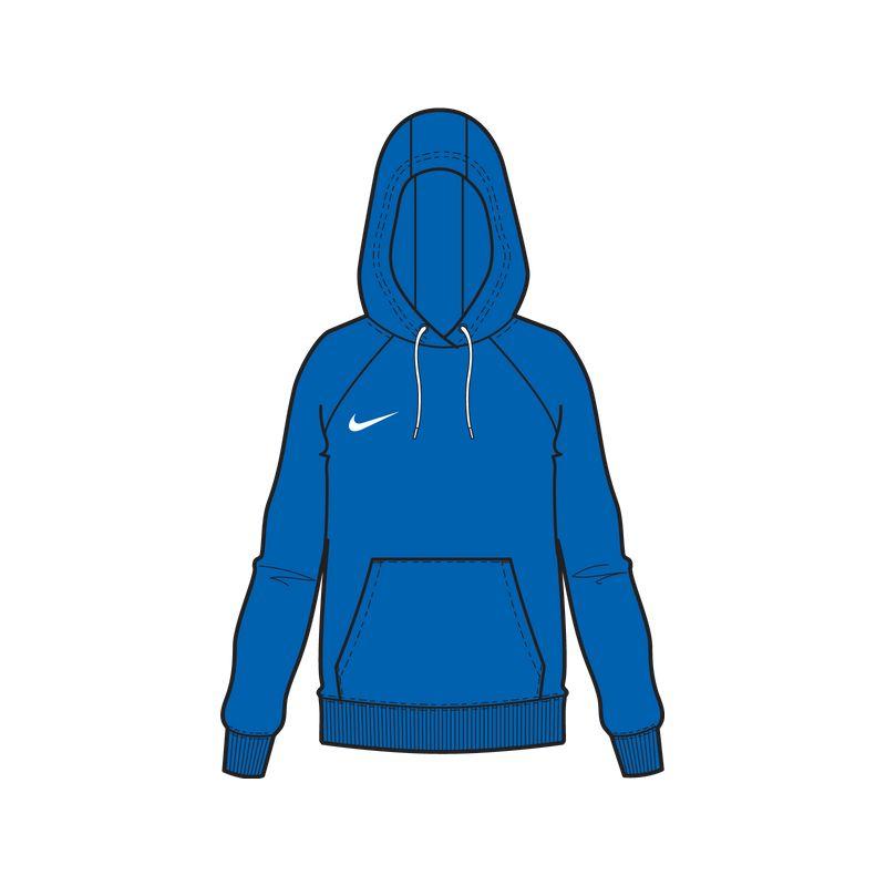 Nike Park 20 Hettegenser Dame Blå