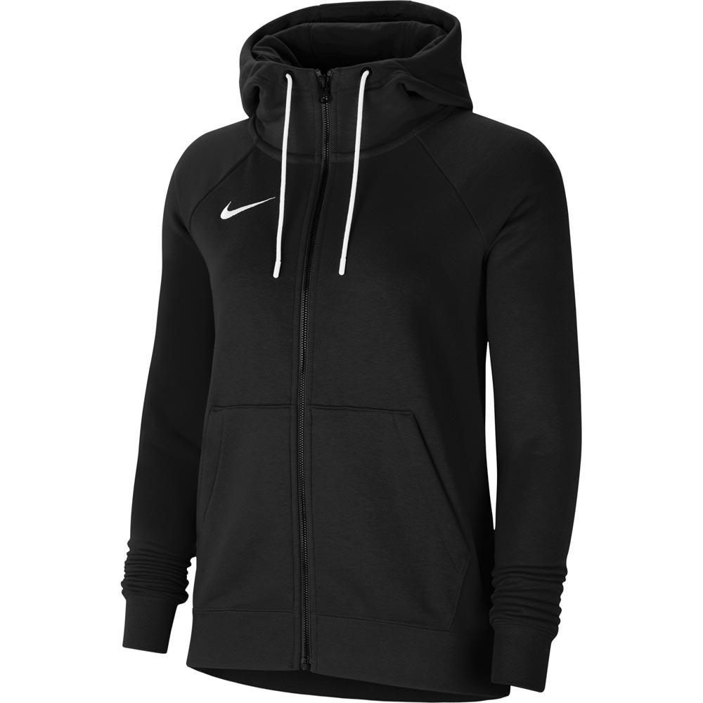 Nike Park 20 Full-Zip Hettegenser Dame Sort
