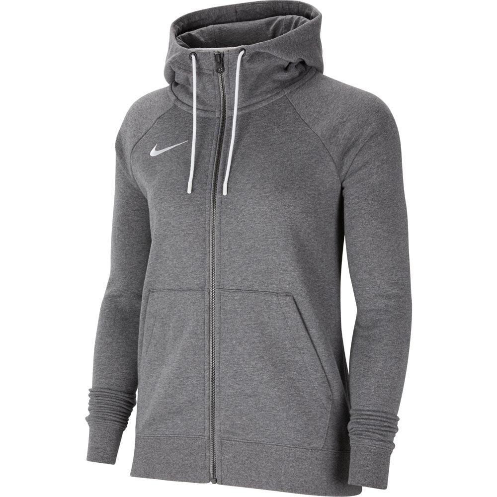 Nike Park 20 Full-Zip Hettegenser Dame Kullgrå