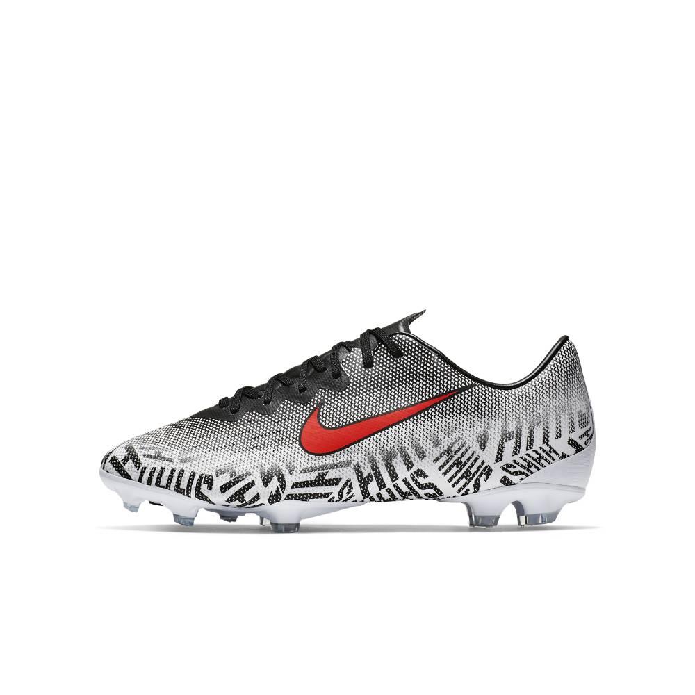 Nike Mercurial Vapor XII Elite FG Fotballsko Barn NJR Silêncio