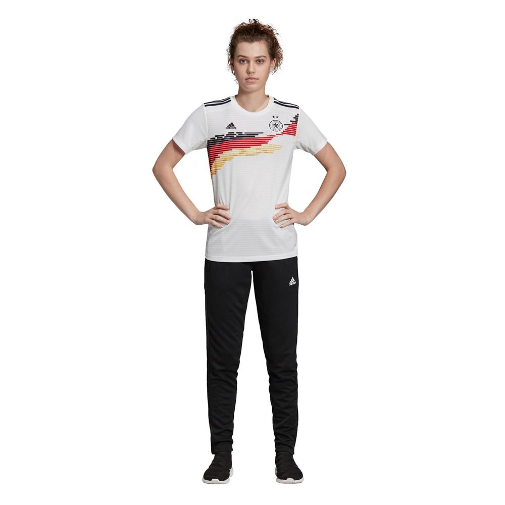 Adidas Tyskland Fotballdrakt VM 2019 Hjemme Dame