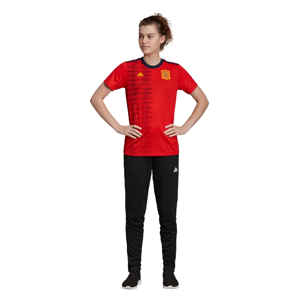 Adidas Spania Fotballdrakt VM 2019 Hjemme Dame