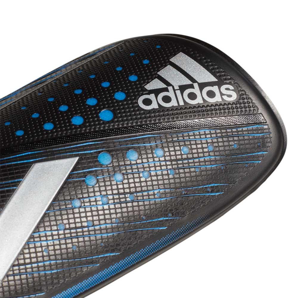 Adidas X 18.1 Foil Leggskinn Sort
