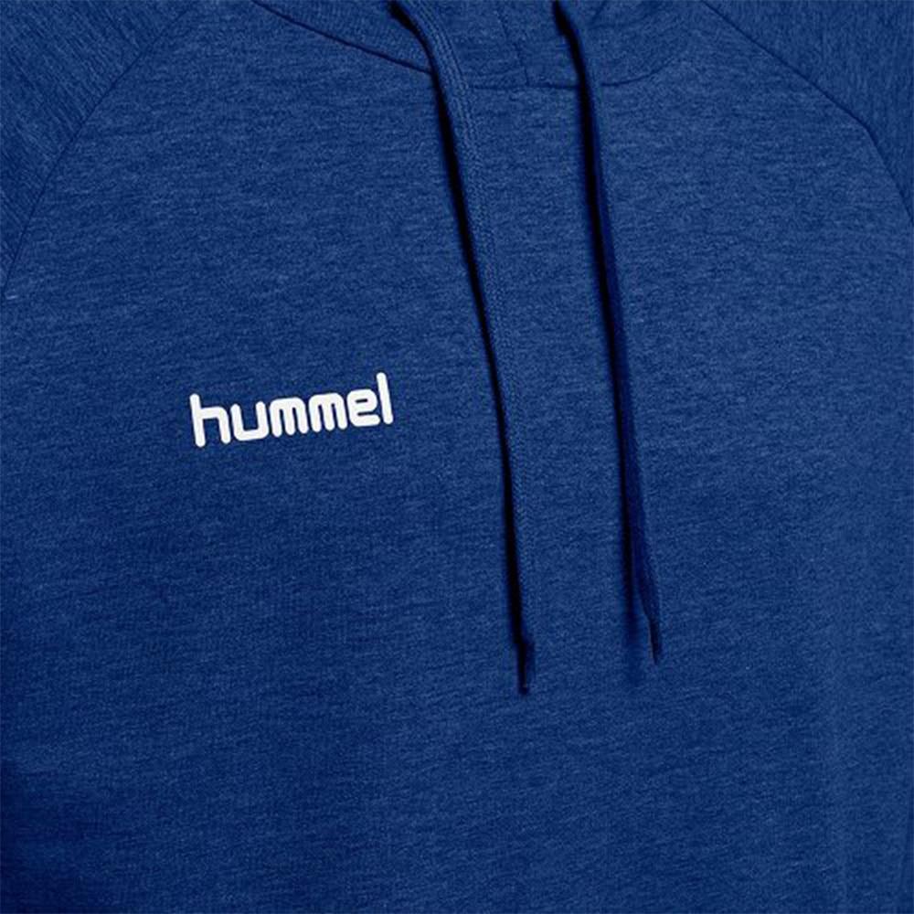 Hummel Go Hoodie Hettegenser Blå