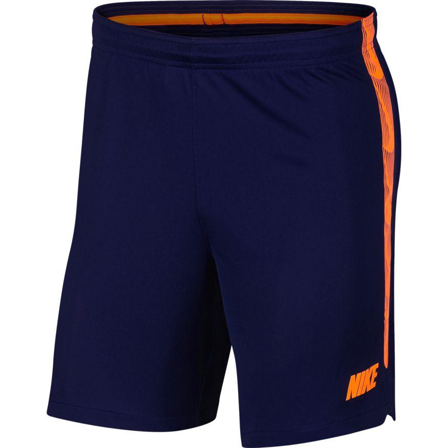 Nike Dry Squad Fotballshorts Marine