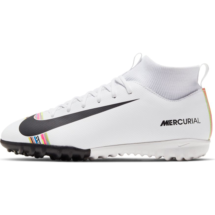 Nike MercurialX Superfly VI Academy TF Fotballsko Barn LVL UP