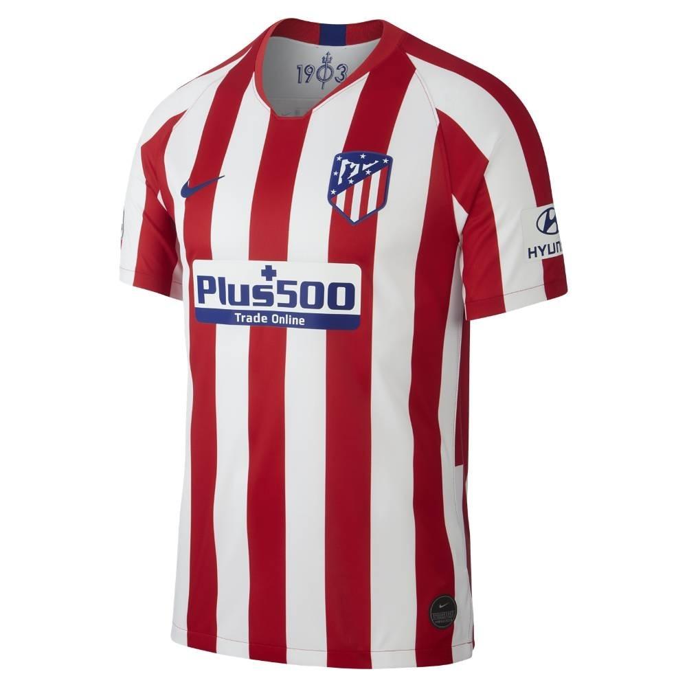 Nike Atletico Madrid Fotballdrakt 19/20 Hjemme