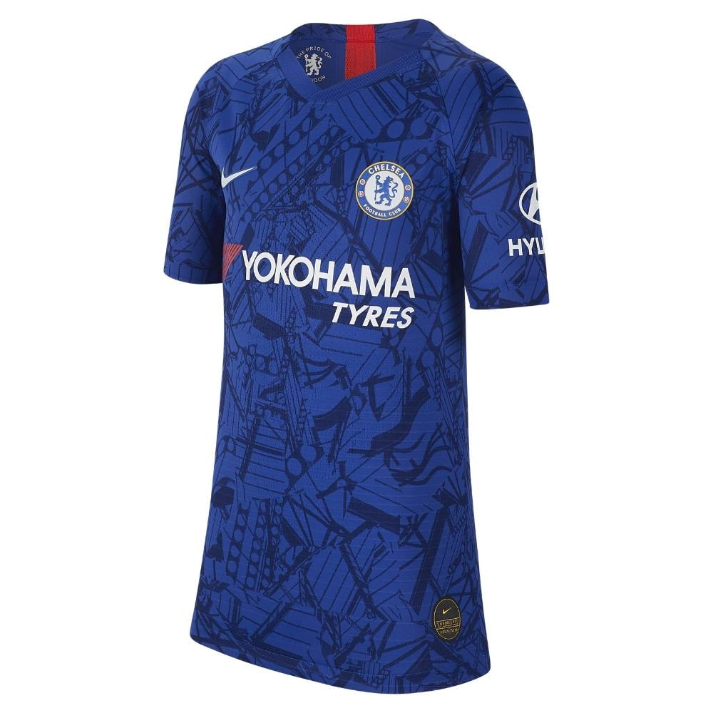 Nike Chelsea Fotballdrakt 19/20 Vapor Match Barn Hjemme