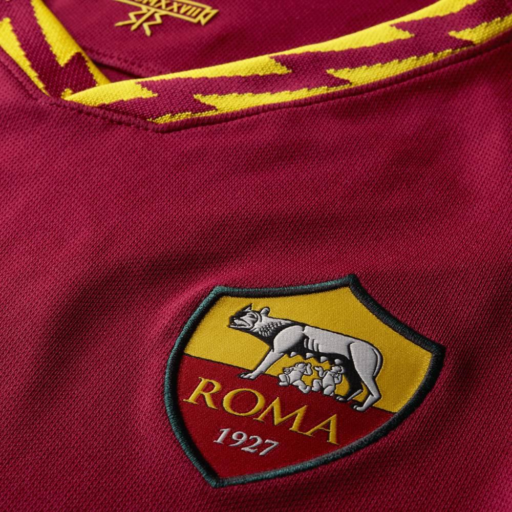 Nike Roma Fotballdrakt 19/20 Hjemme