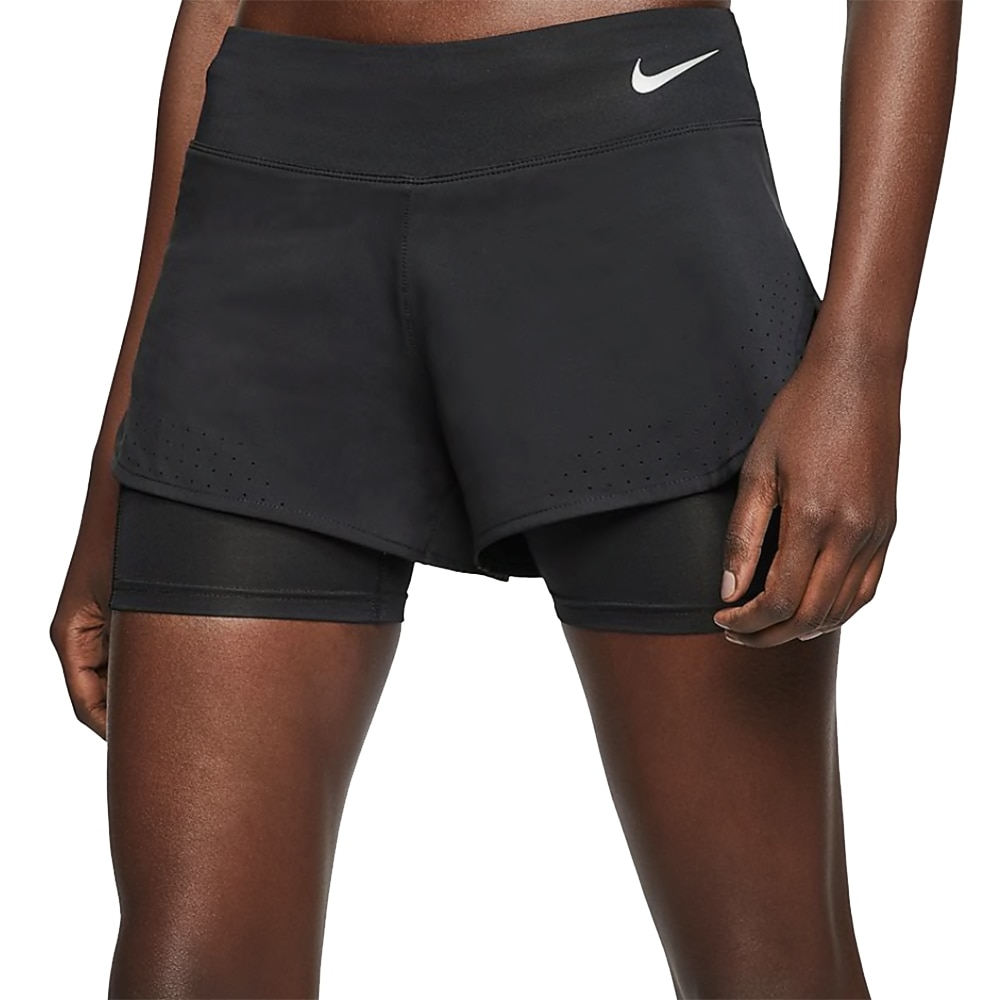 Nike Eclipse 2in1 Treningsshorts Dame