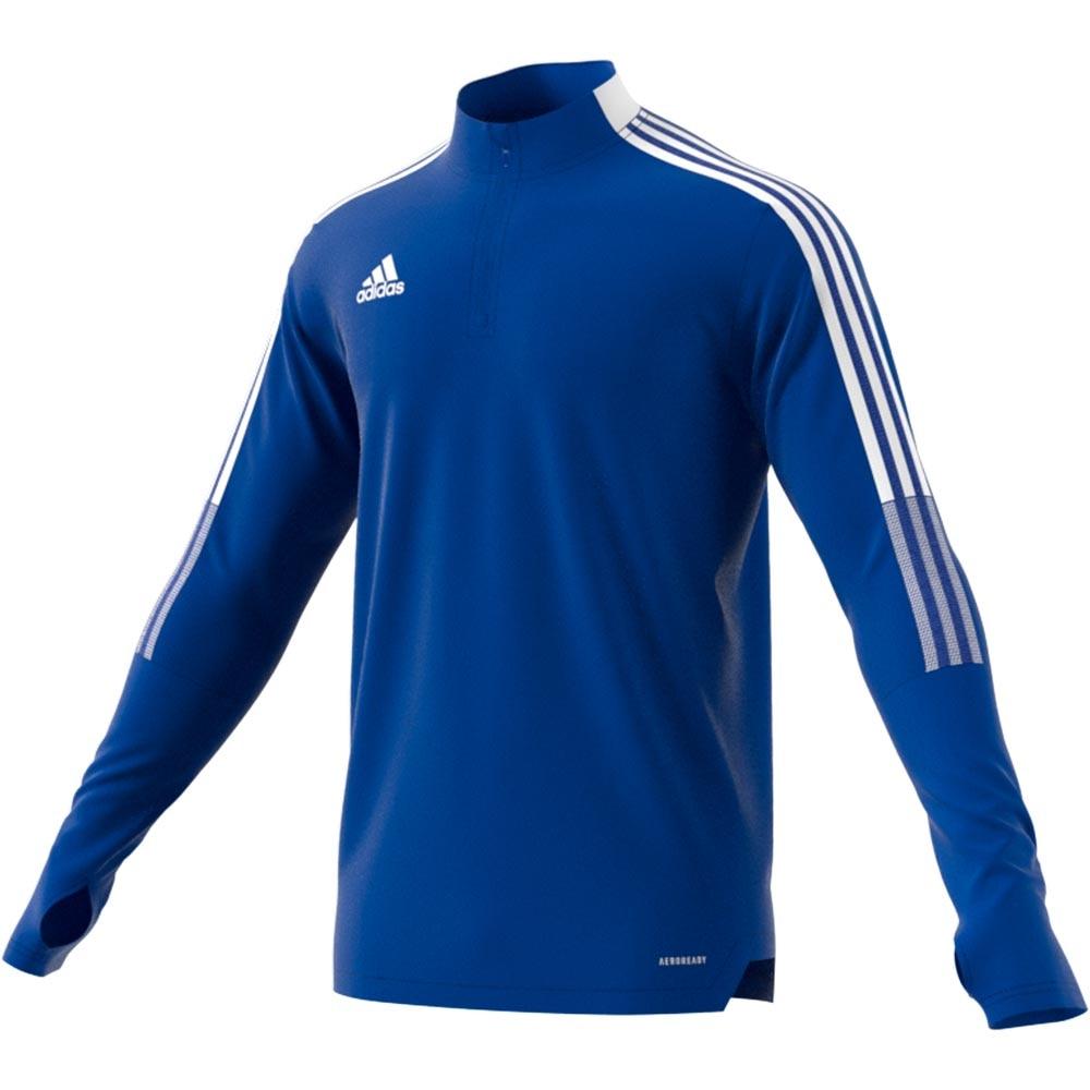 Adidas Tiro 21 Treningsgenser Blå