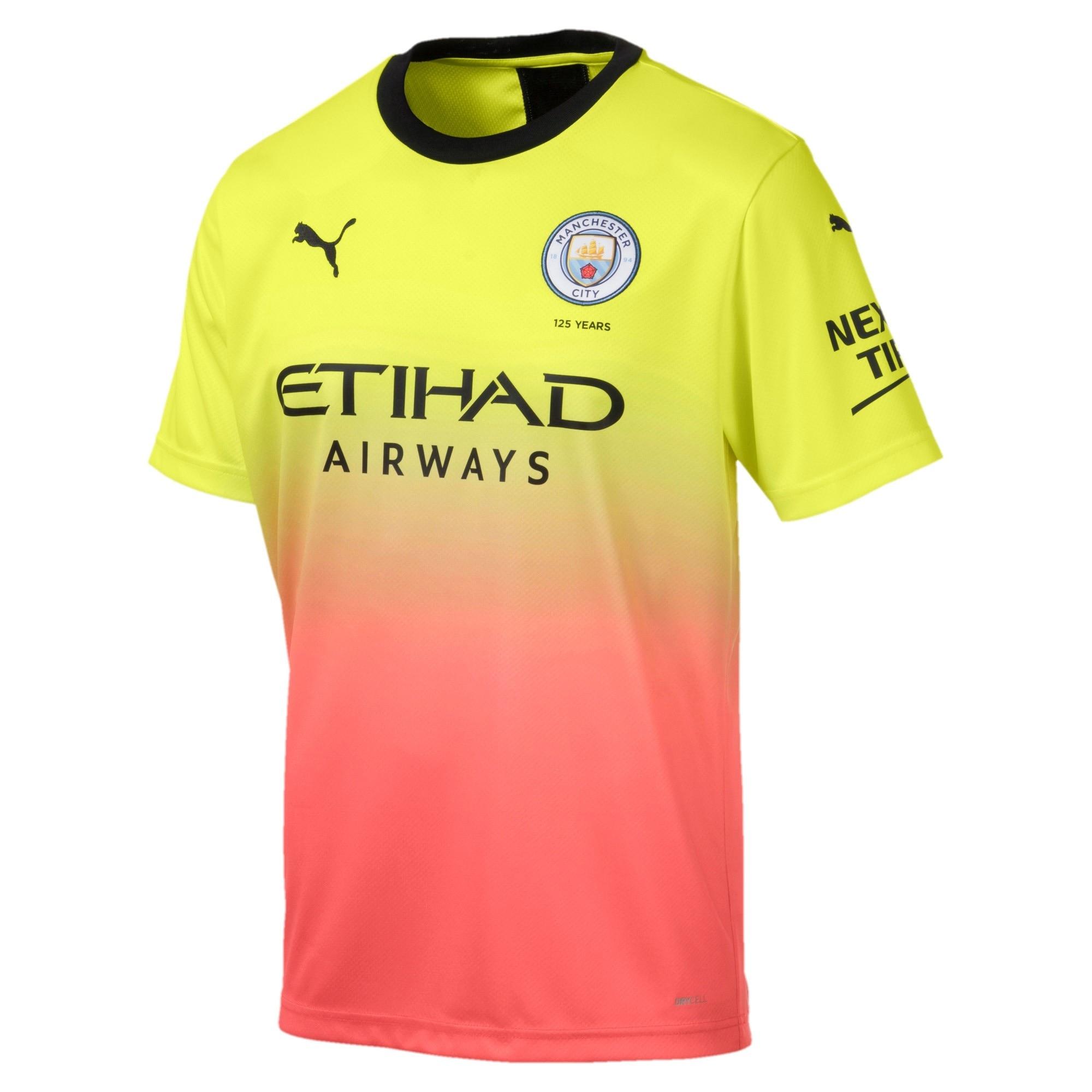 Puma Manchester City Fotballdrakt 19/20 3rd