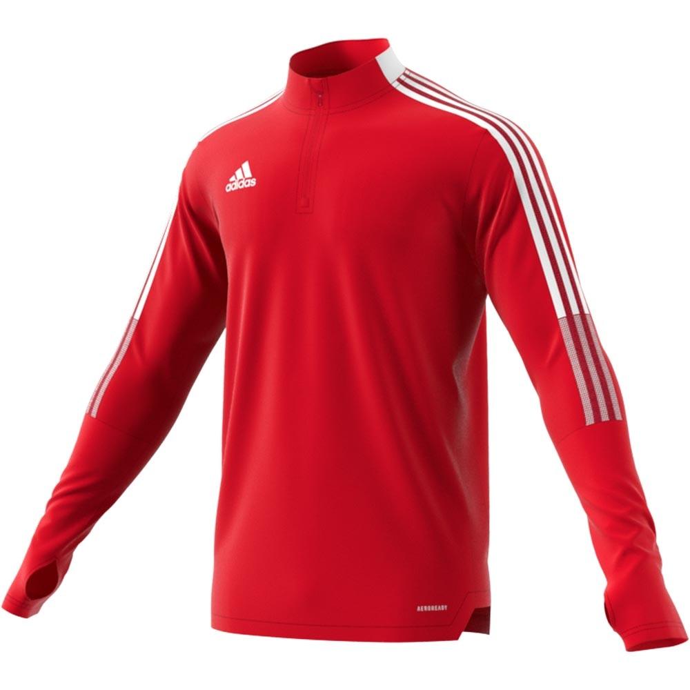 Adidas Tiro 21 Treningsgenser Barn Rød
