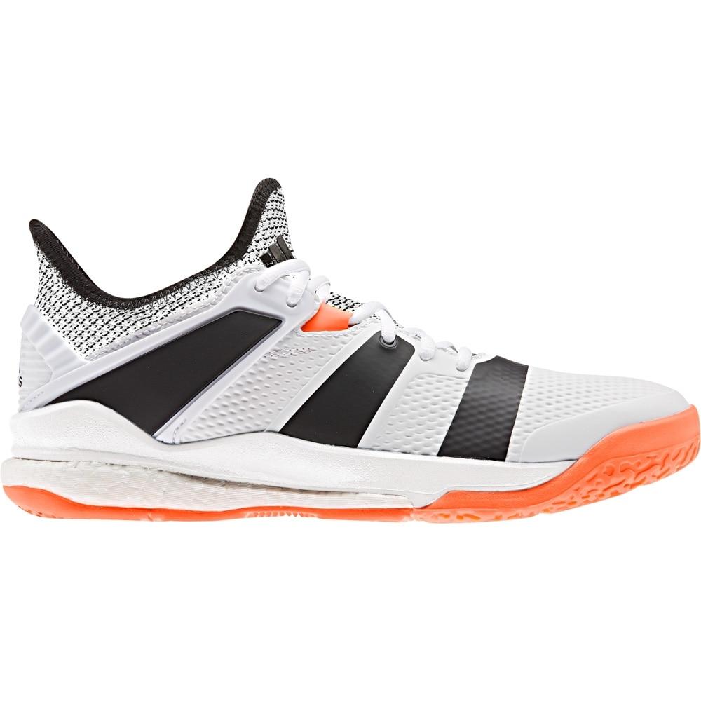 Adidas Stabil X Hallsko Hvit/Sort
