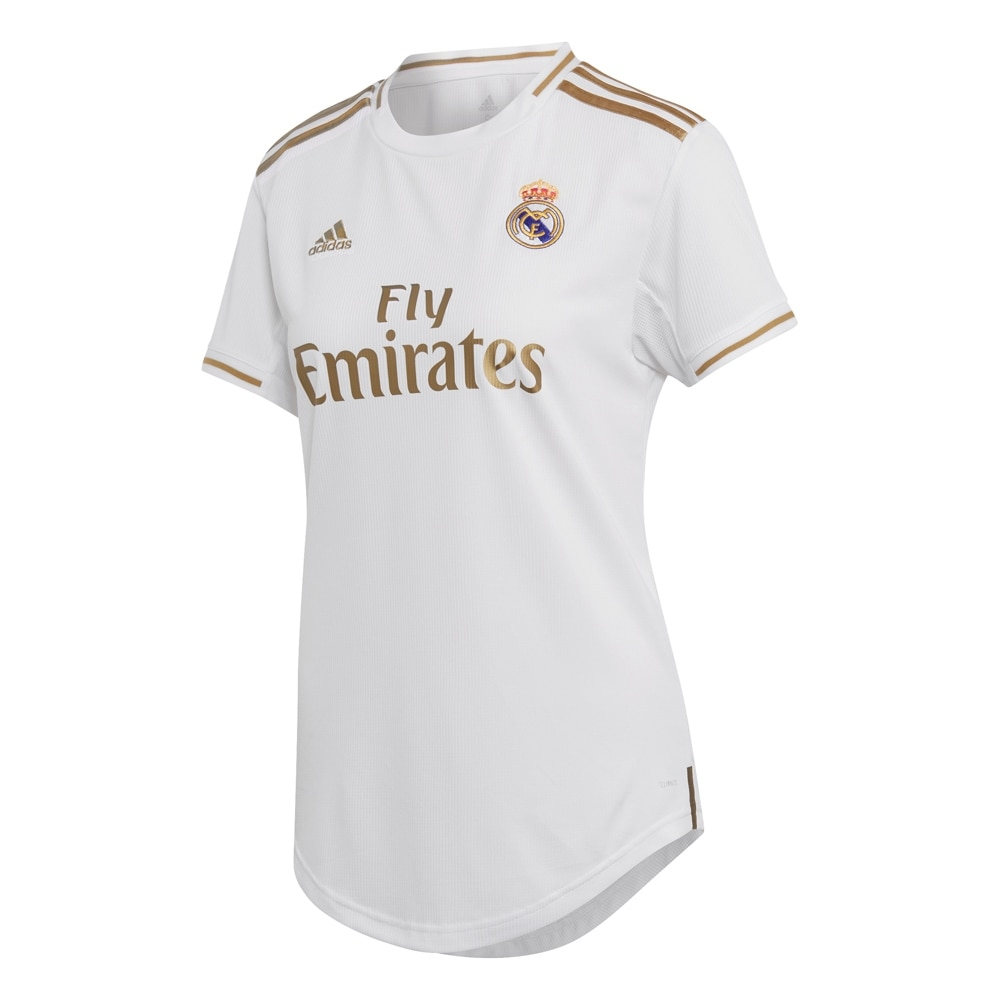 Adidas Real Madrid Fotballdrakt Hjemme 19/20 Dame