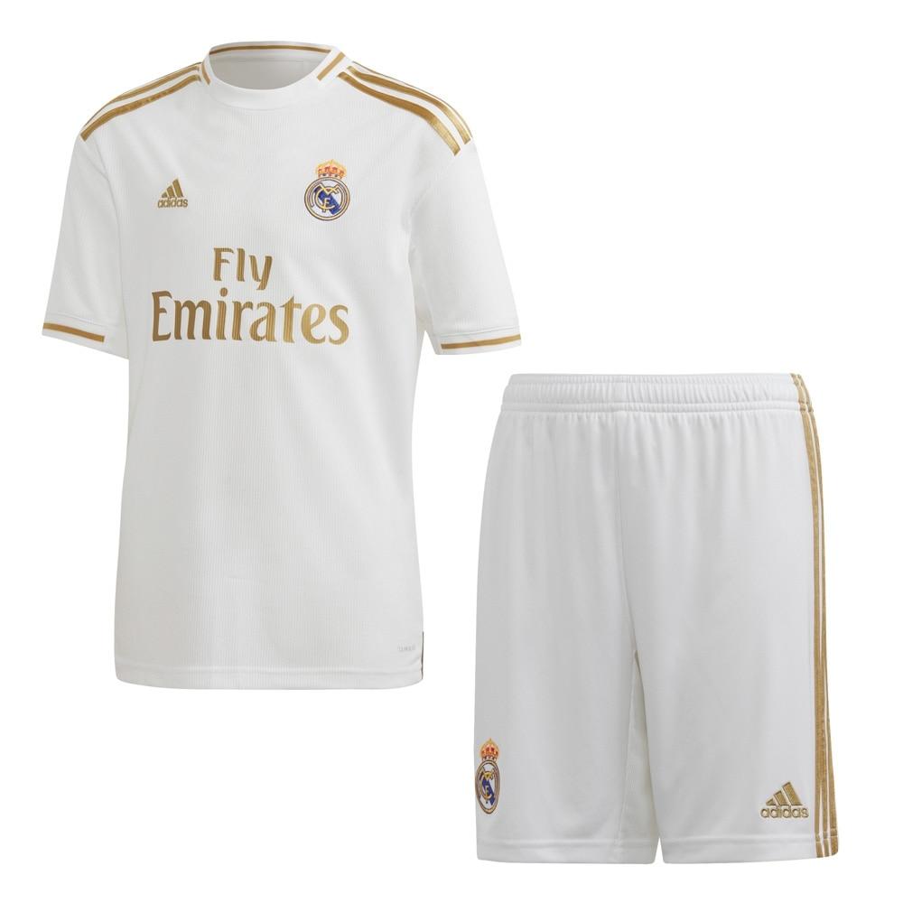 Adidas Real Madrid Draktsett Hjemme 19/20 Barn