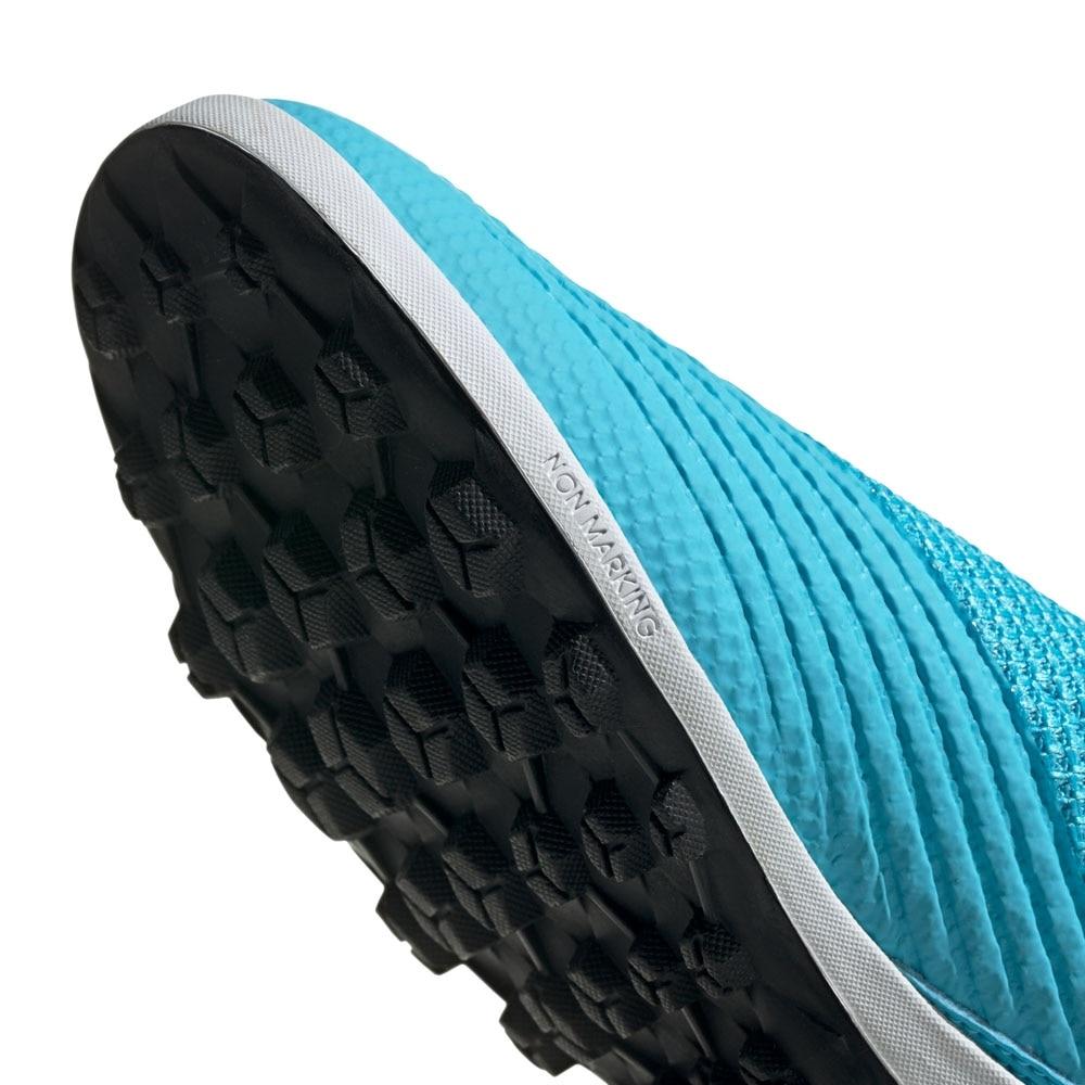 Adidas Predator 19.3 Laceless TF Fotballsko Hard Wired Pack