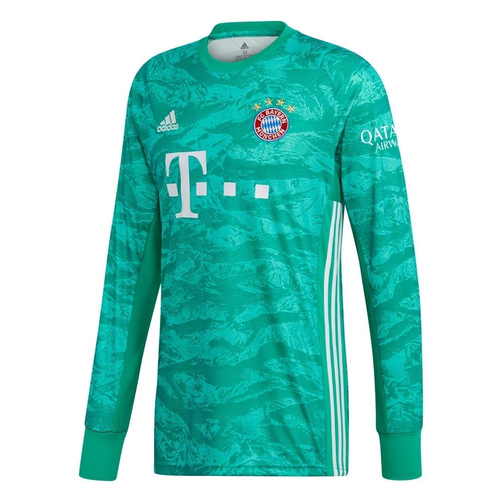 Adidas FC Bayern Langermet Keeperdrakt 19/20 Hjemme