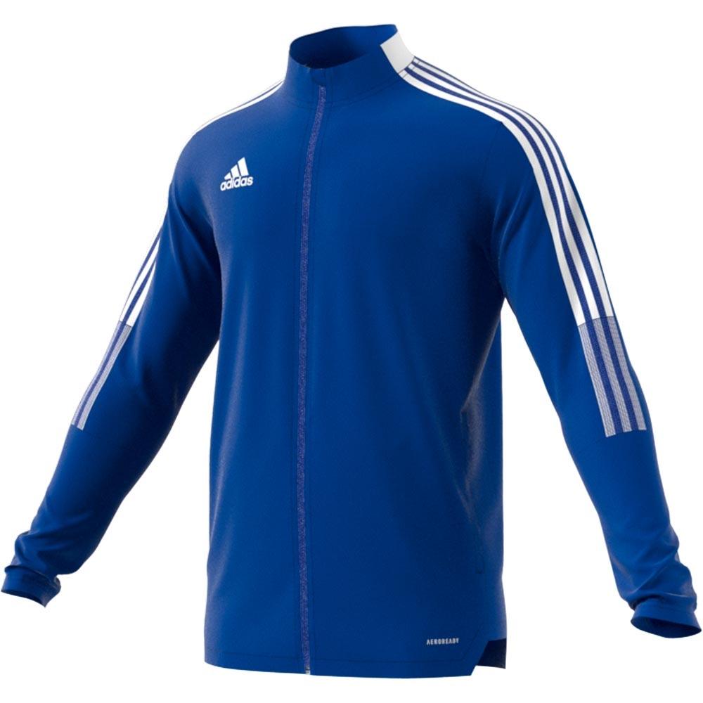 Adidas Tiro 21 Track Treningsjakke Barn Blå