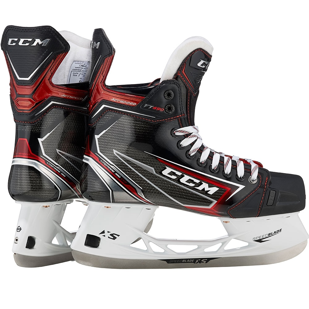 Ccm JetSpeed FT490 Junior Hockeyskøyte
