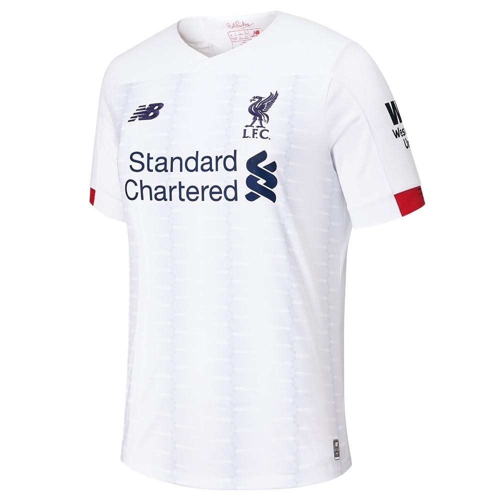 New Balance Liverpool FC Fotballdrakt 19/20 Borte
