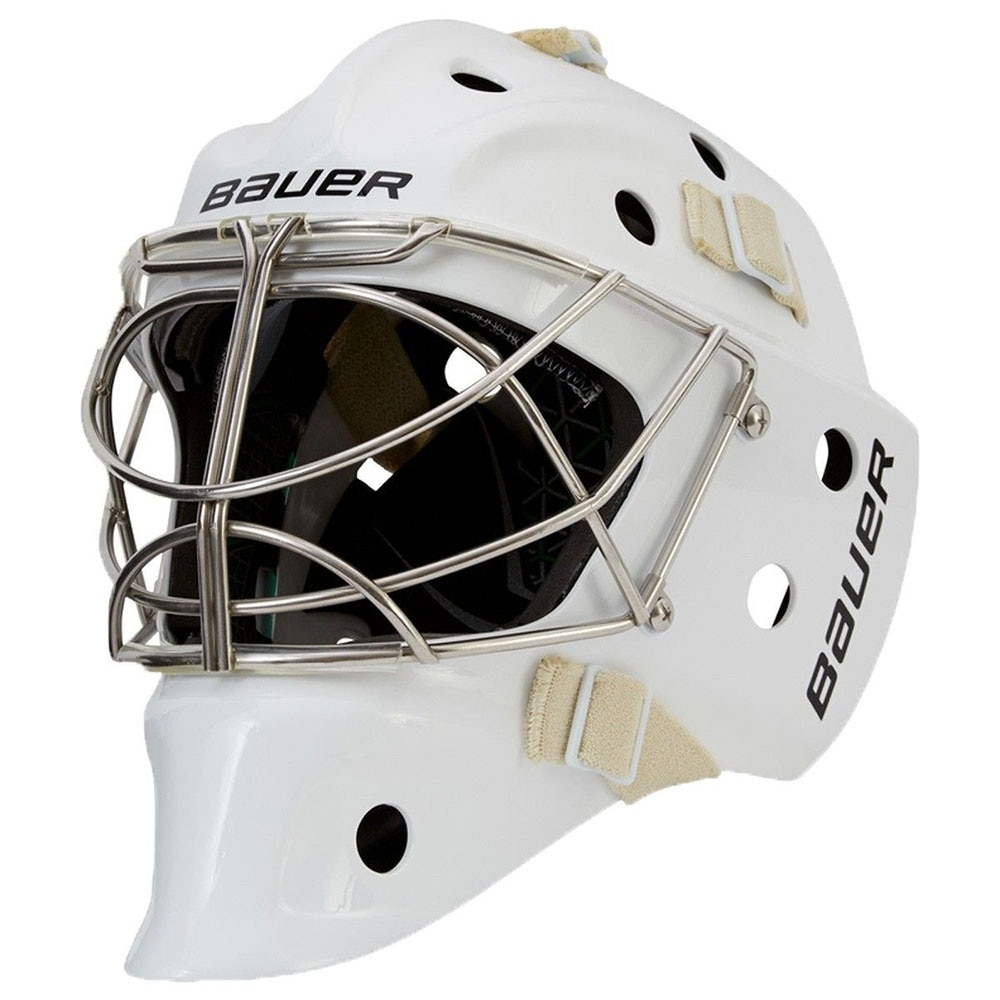 Bauer NME IX Keepermaske Hockey Non-Certified Cat Eye