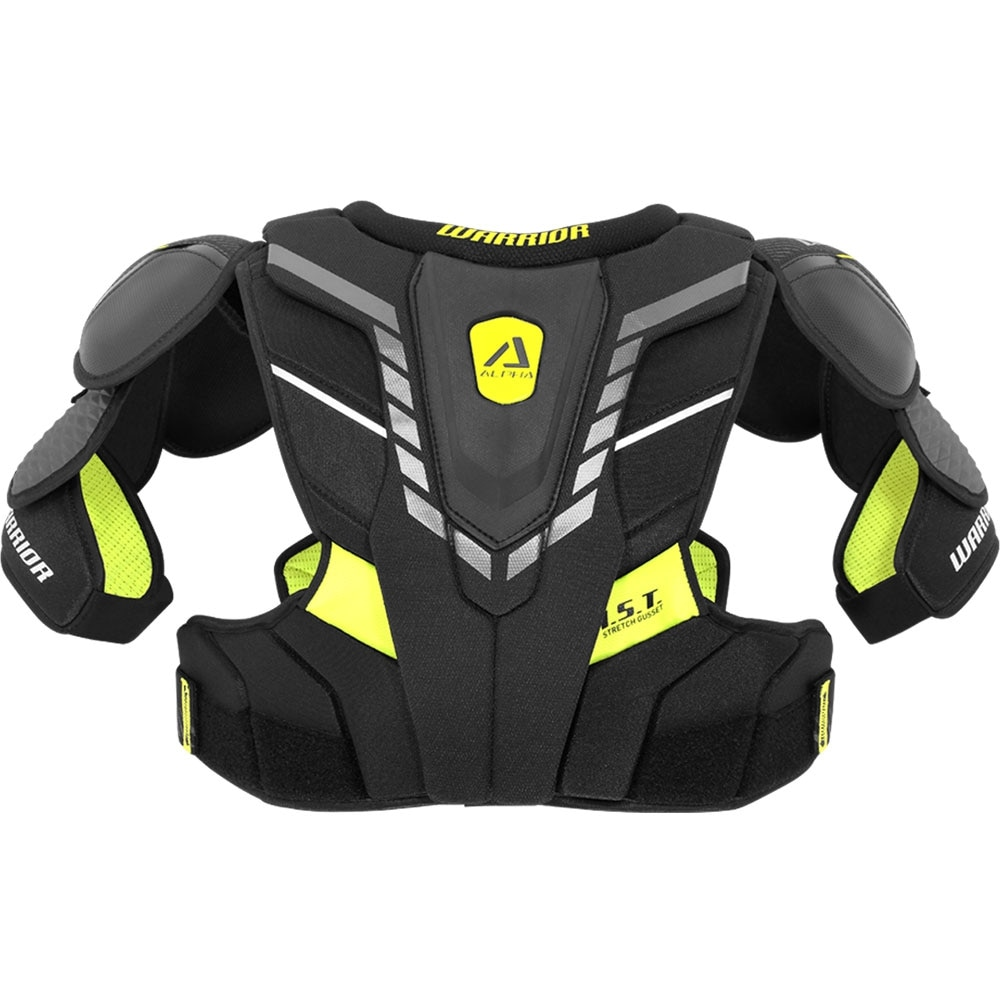 Warrior Alpha DX Skulderbeskyttelse Hockey