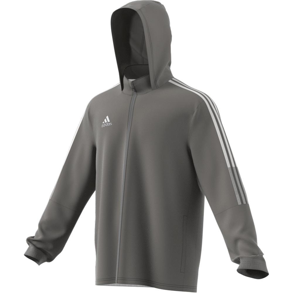 Adidas Tiro 21 Allværsjakke Grå