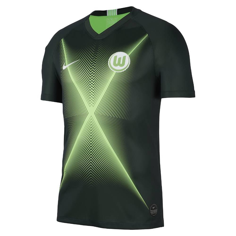 Nike VFL Wolfsburg Fotballdrakt 19/20 Hjemme