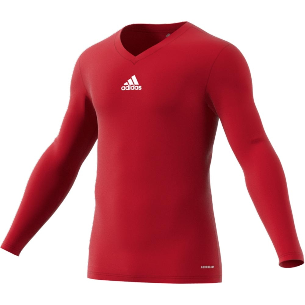 Adidas Team Base Tee Baselayer Rød