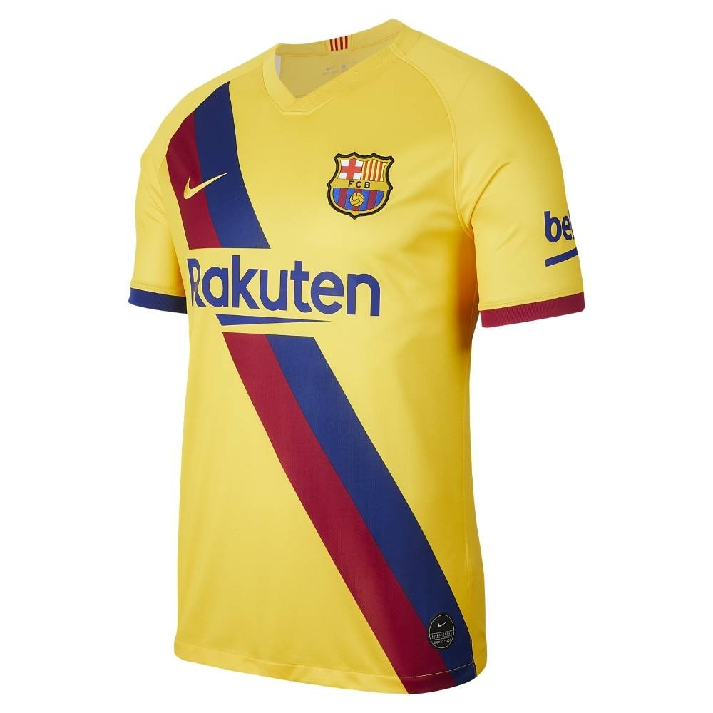 Nike FC Barcelona Fotballdrakt 19/20 Borte